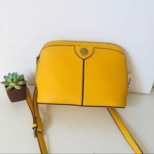 Mini Crossbody bag Mustard color